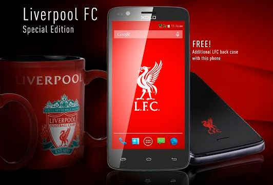 Android Lollipop Powered Liverpool Fc Edition Xolo One Smartphone Launched For Rs 6 299 91mobiles Com