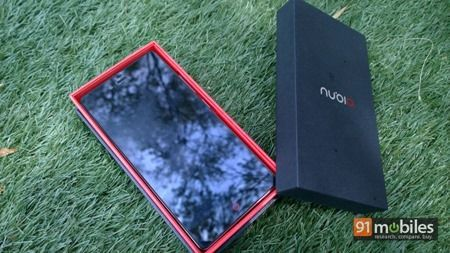 nubia Z9 mini unboxing and first impressions 03