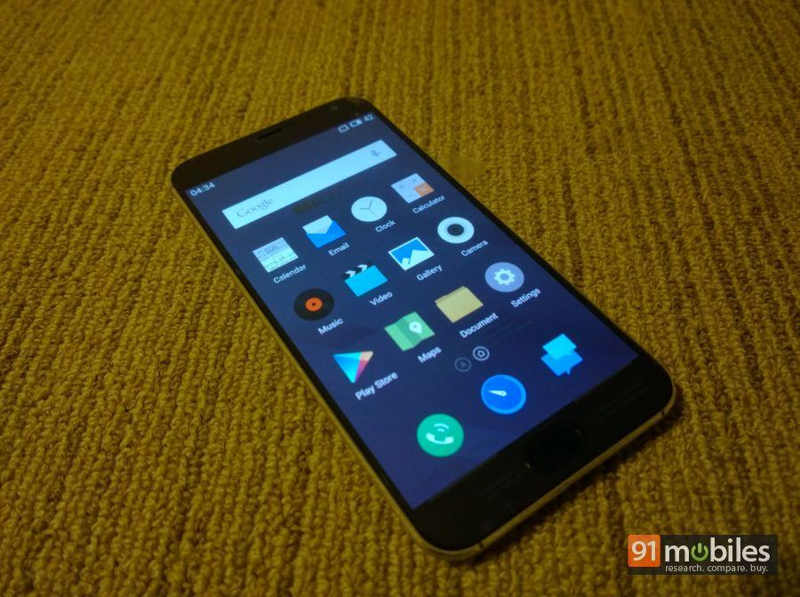 MEIZU MX5 unboxing and first impressions 29