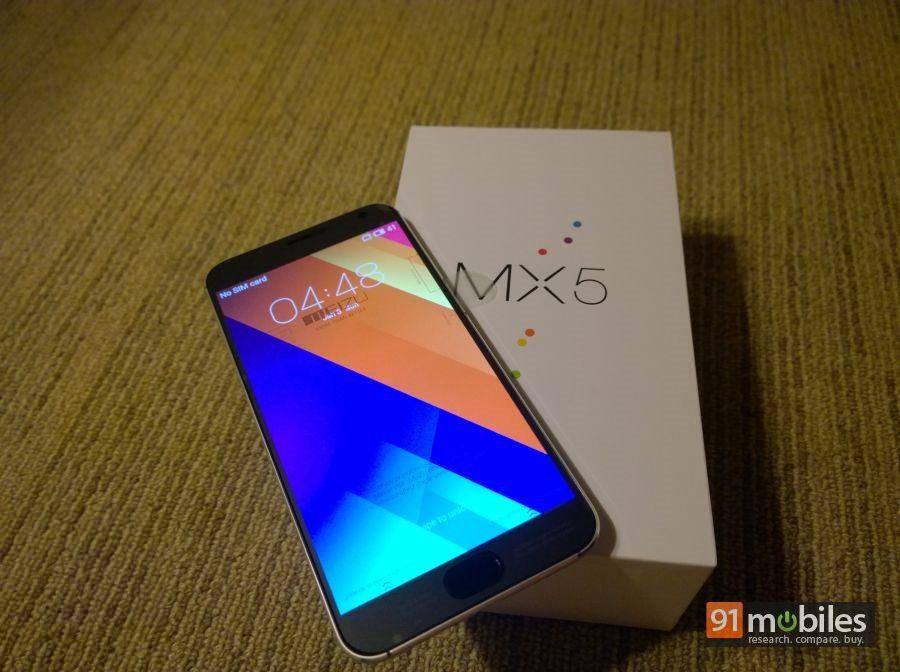 MEIZU MX5 unboxing and first impressions 42