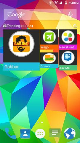 Micromax Canvas Spark screenshot (3)