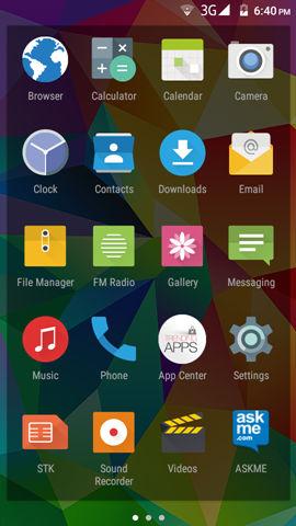 Micromax Canvas Spark screenshot (5)