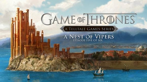 Game of Thrones - Chapter 5