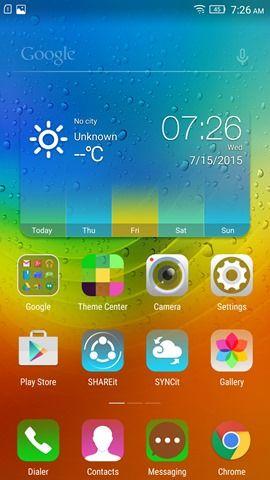 Lenovo K3 Note screenshot (2)