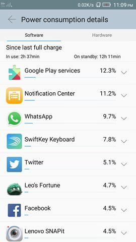 Lenovo K3 Note screenshot (42)