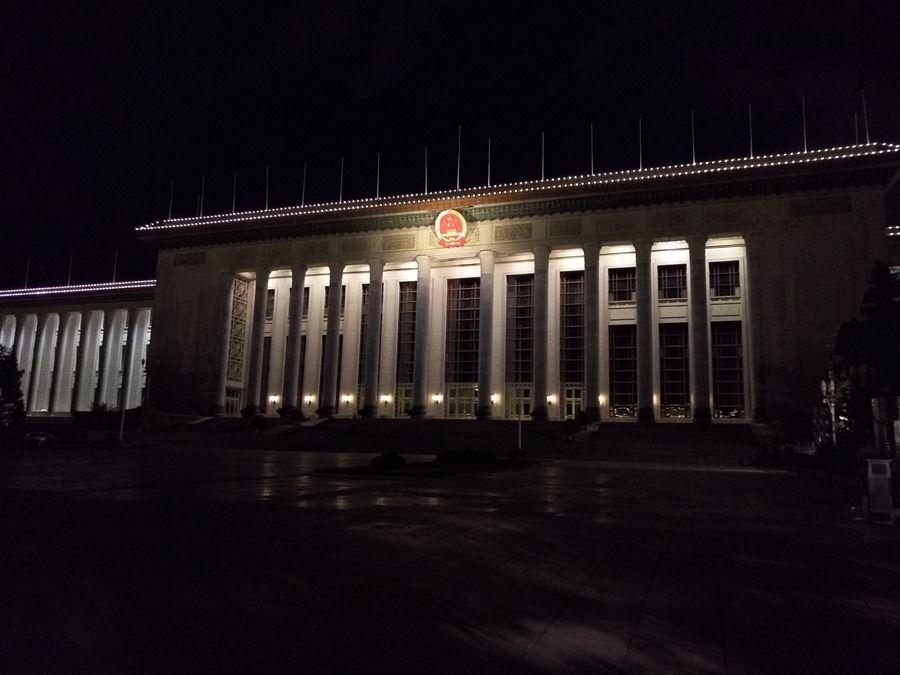 MEIZU MX5 camera performance - night shot