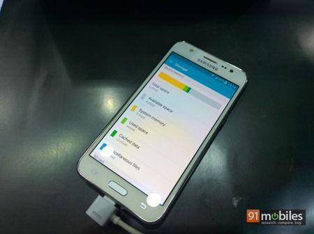Samsung Galaxy J5 19