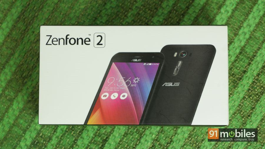 ASUS ZenFone 2 Laser unboxing and first impressions 09