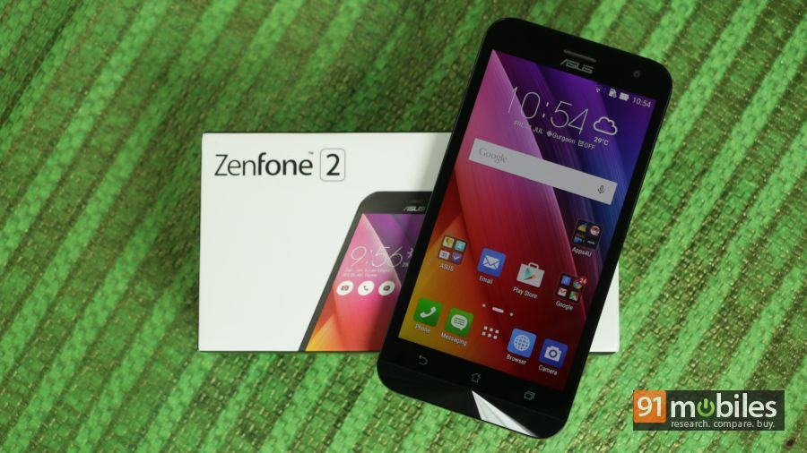 ASUS ZenFone 2 Laser unboxing and first impressions 10