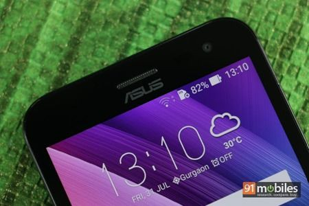 ASUS ZenFone 2 Laser unboxing and first impressions 15