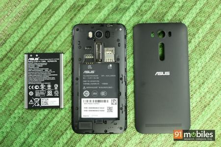 ASUS ZenFone 2 Laser unboxing and first impressions 27