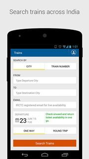 MakeMyTrip IRCTC Train Booking 1
