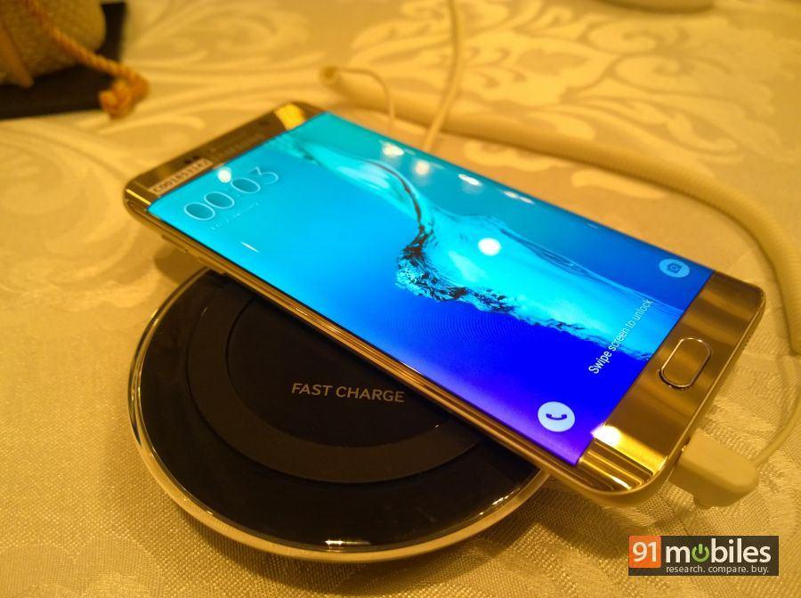 Samsung Galaxy S6 edge  first impressions 36