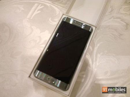 Samsung Galaxy S6 edge  first impressions 43