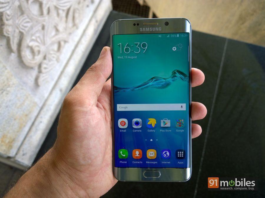 Samsung Galaxy S6 edge  first impressions 49
