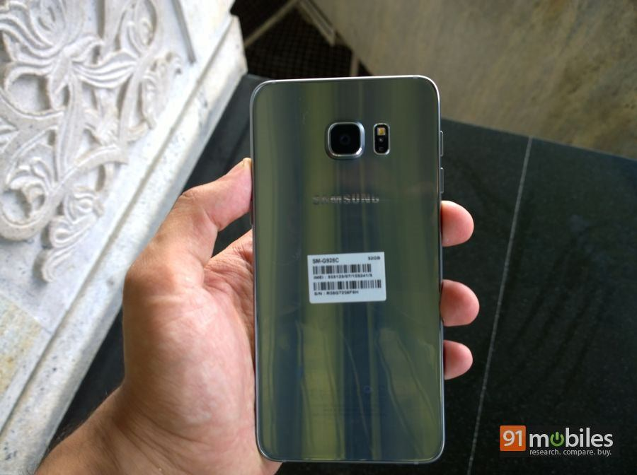 Samsung Galaxy S6 edge  first impressions 57