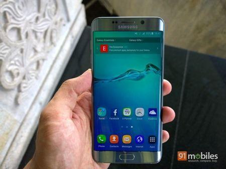 Samsung Galaxy S6 edge  first impressions 62