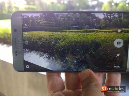 Samsung Galaxy S6 edge  first impressions 63