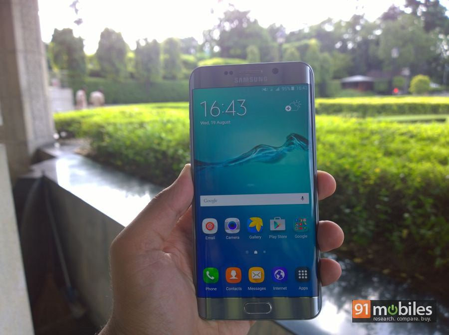 Samsung Galaxy S6 edge  first impressions 70