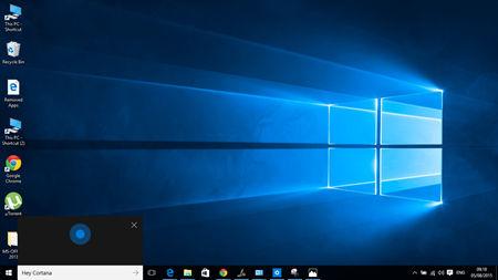 Windows 10-Cortana-Hey