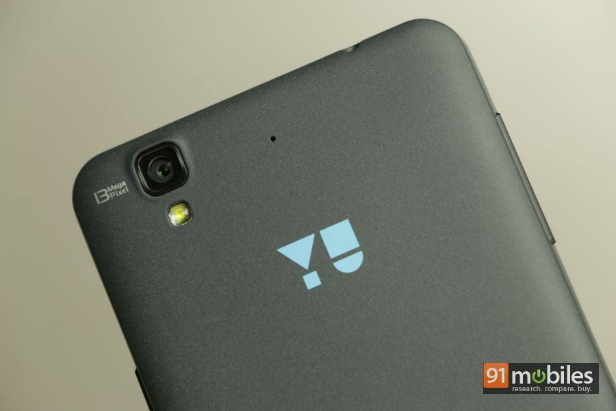 YU Yureka Plus review 17