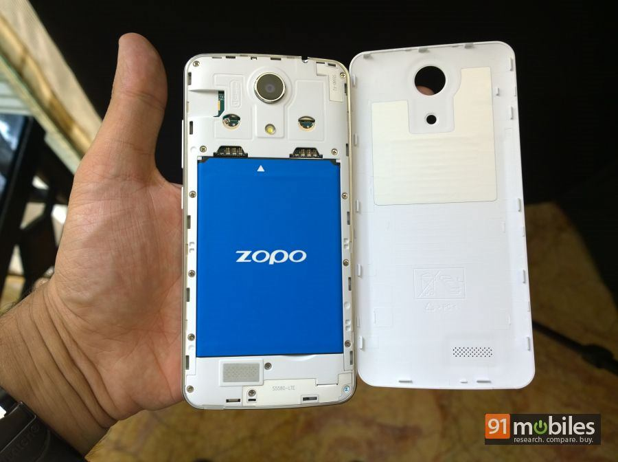 ZOPO Speed 7 first impressions 26