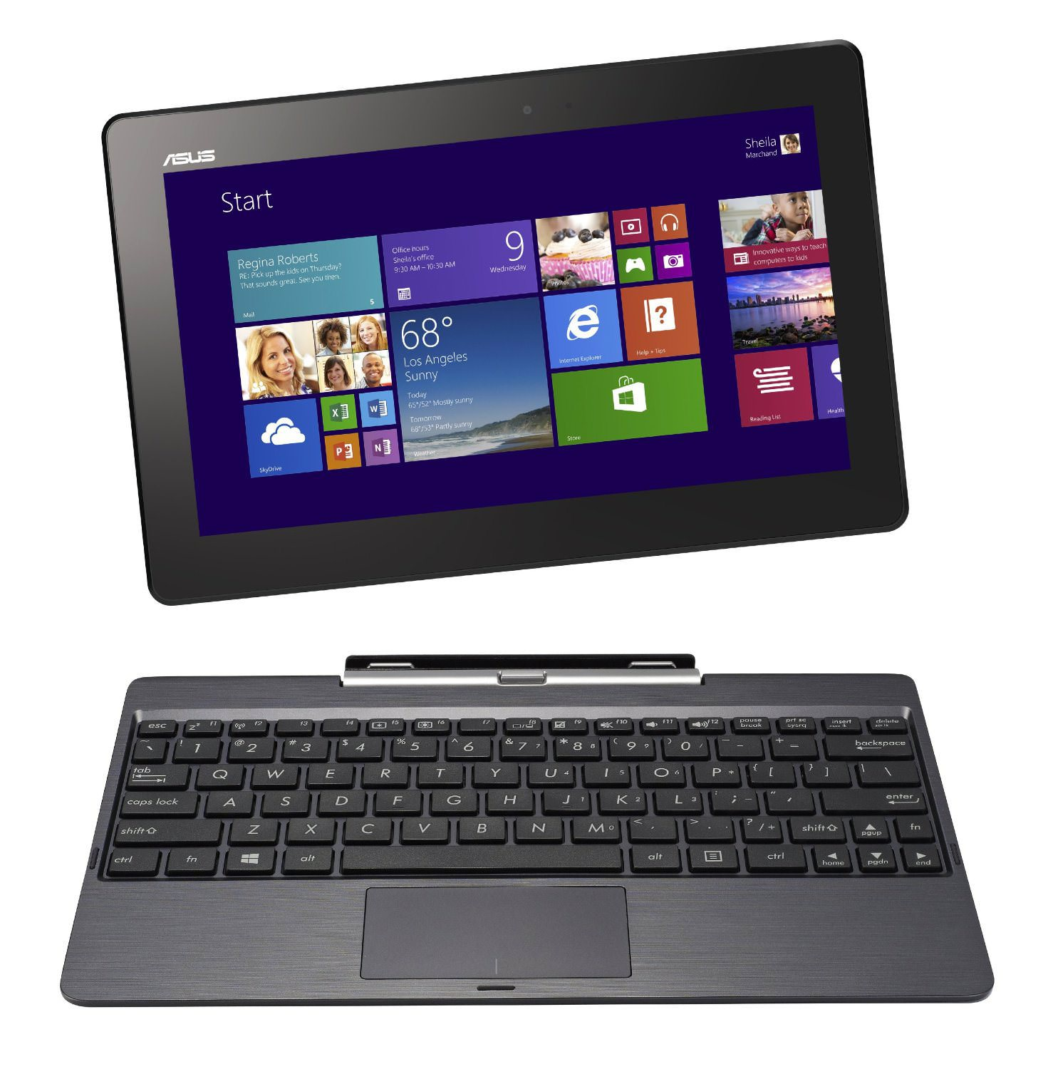 ASUS-Transformer-Book-T100TA-C1-GR-Detachable-2-in-1-Touchscreen-Laptop