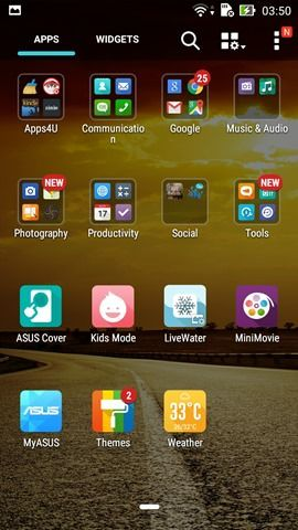 ASUS ZenFone 2 Laser screenshot (11)