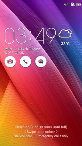 ASUS ZenFone 2 Laser screenshot (3)