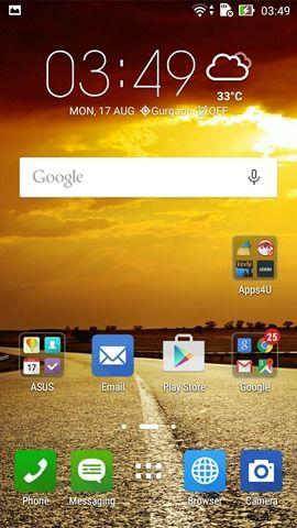ASUS ZenFone 2 Laser screenshot (4)