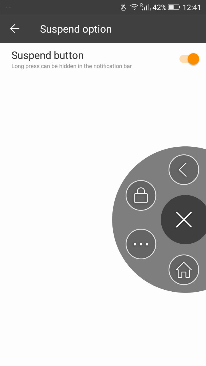 Gionee Marathon M4_suspend button