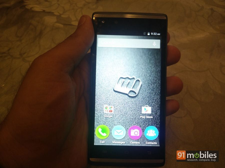 Micromax Canvas Fire 4G first impressions 28