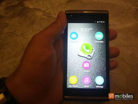 Micromax Canvas Fire 4G first impressions 29