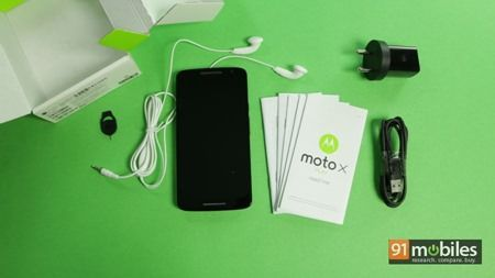Moto X Play unboxing 11
