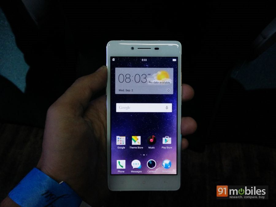 OPPO R7 Lite first impressions 01