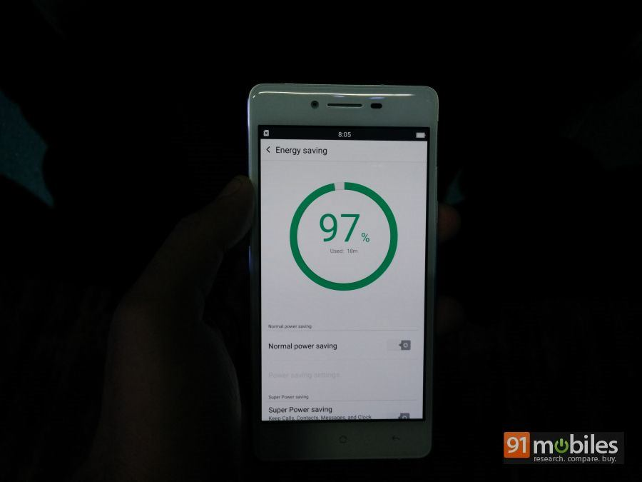 OPPO R7 Lite first impressions 11