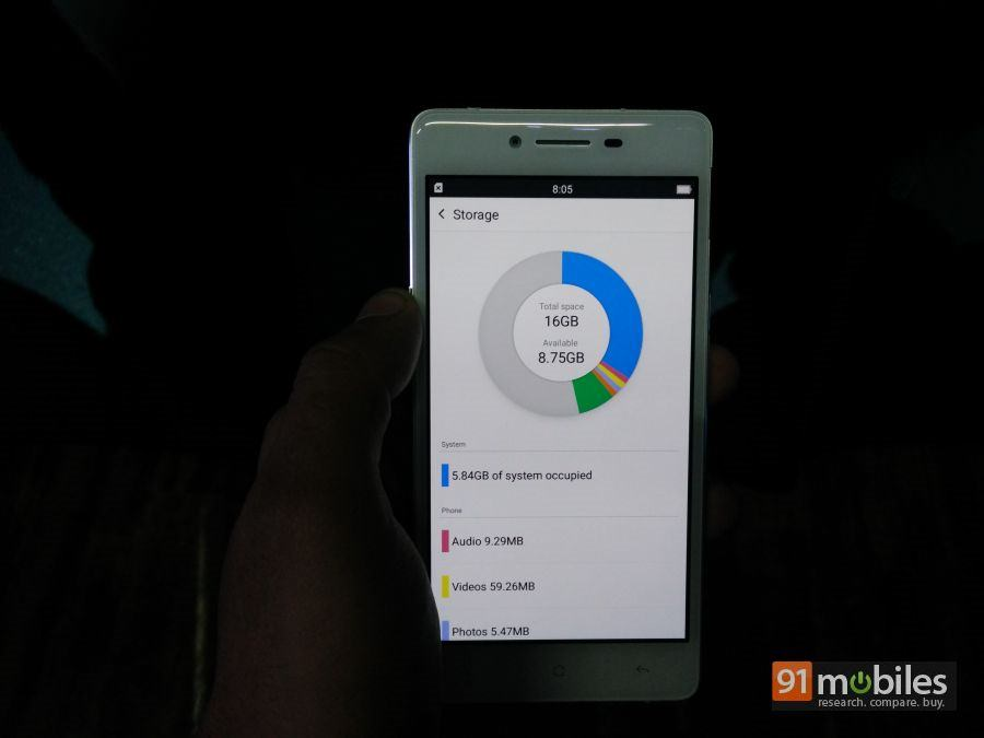 OPPO R7 Lite first impressions 13