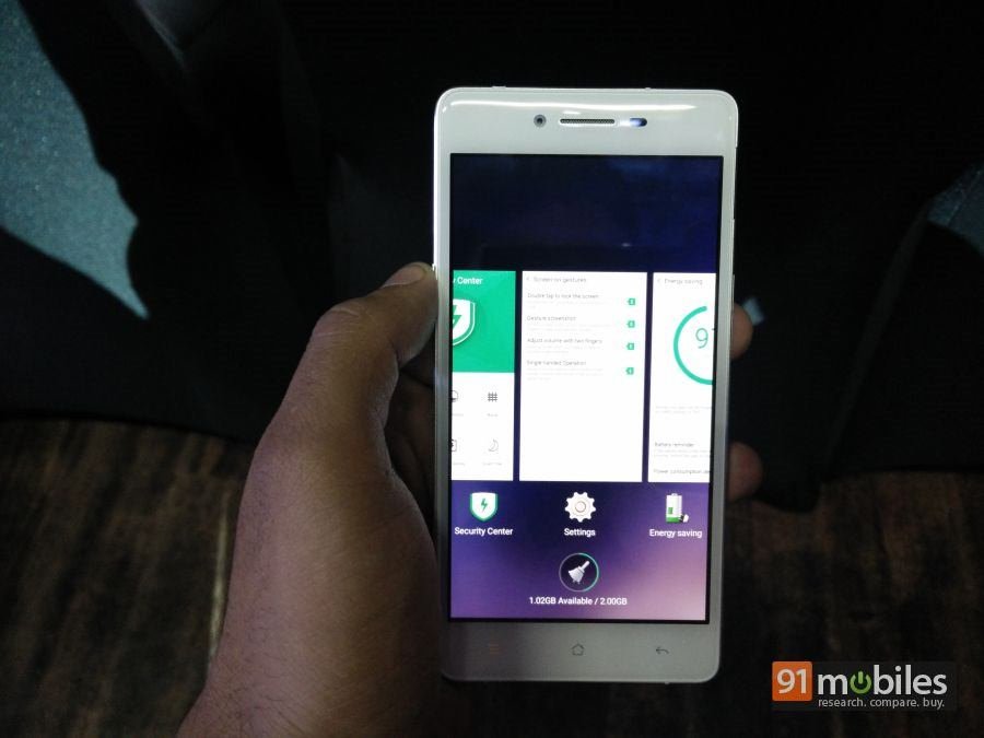 OPPO R7 Lite first impressions 24