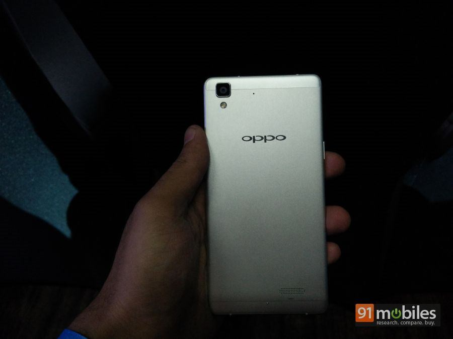OPPO R7 Lite first impressions 27