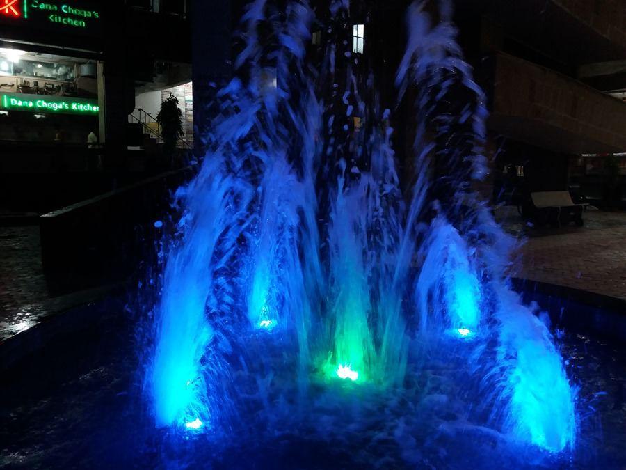 Samsung Galaxy J5 camera performance - night shot