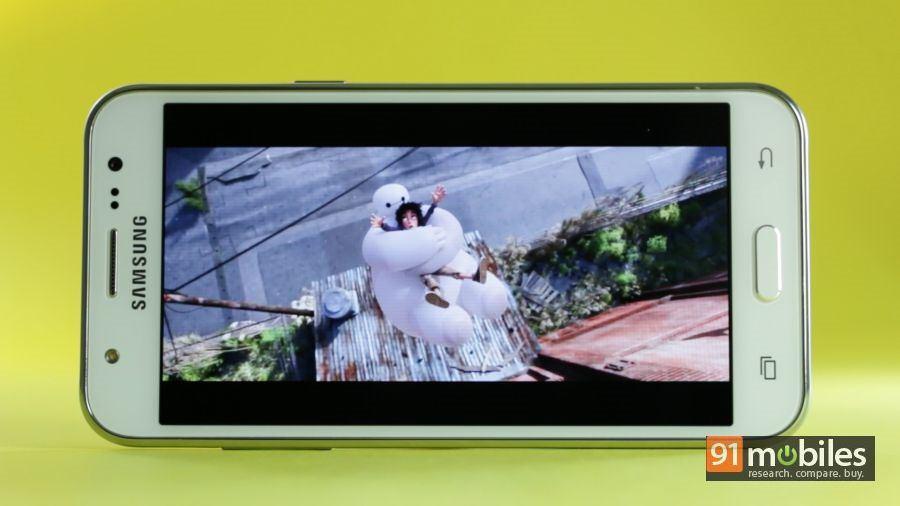 Samsung Galaxy J5 review 16