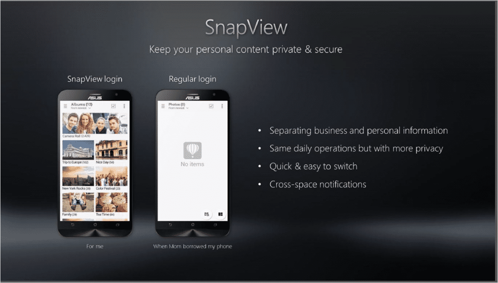 63. Privacy Protection with SnapView