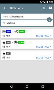 Delhi Public Transport Offline 1