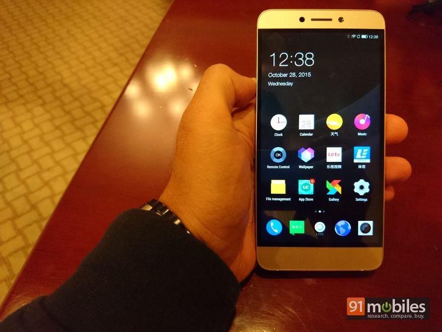 Letv Le 1s first impressions 01