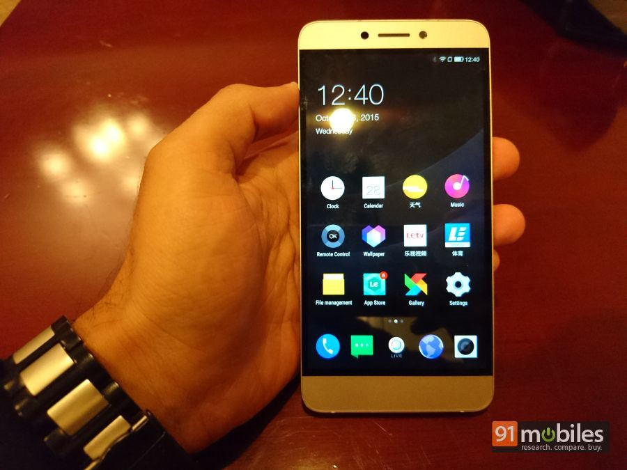 Letv Le 1s first impressions 10