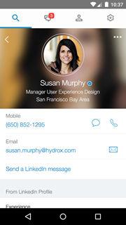 LinkedIn Lookup 1