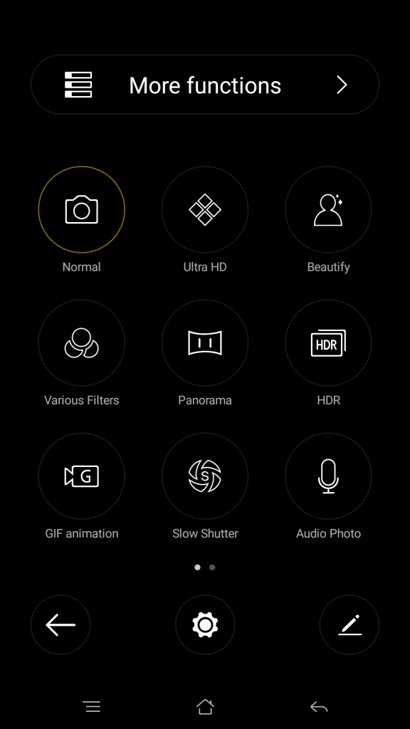 OPPO R7 Plus_camera functions_2