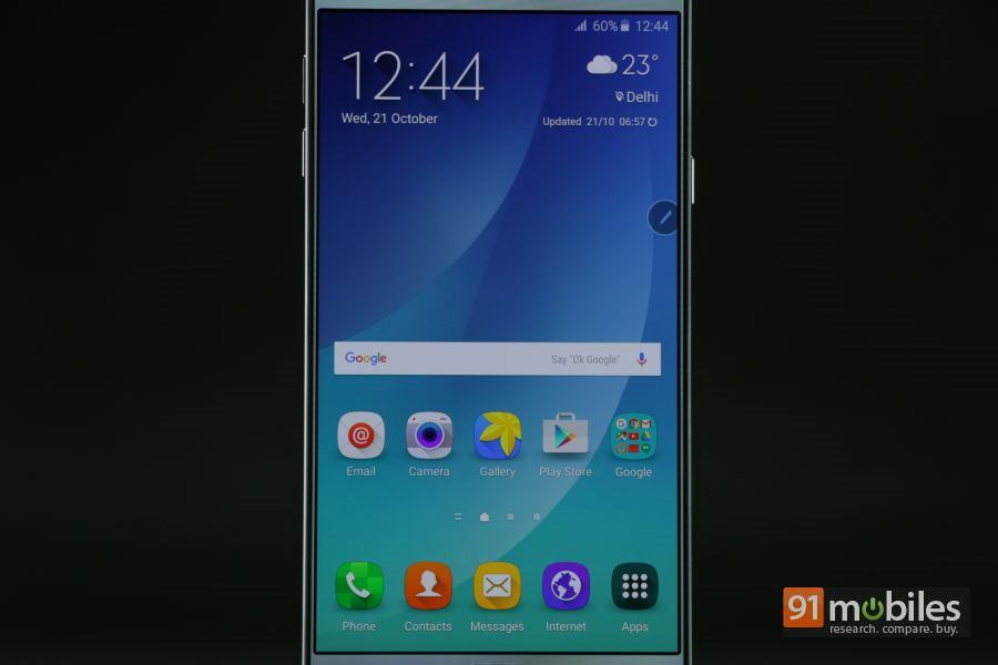 Samsung Galaxy Note5 review 05