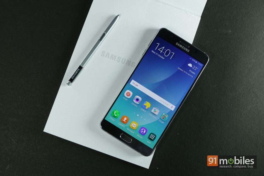 Samsung Galaxy Note5 review 65