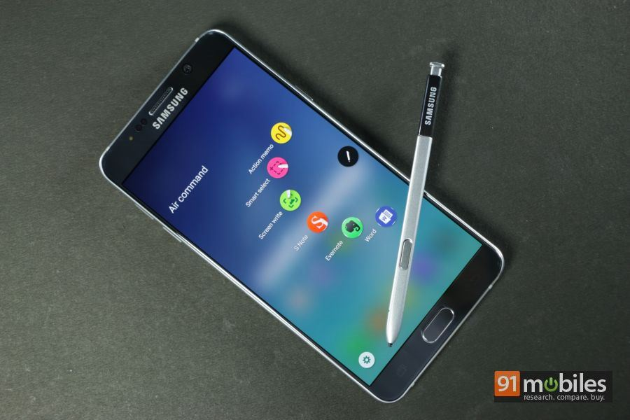 Samsung Galaxy Note5 review 76